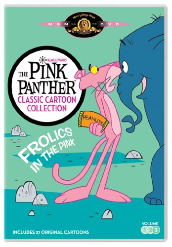 (The Pink Panther Classic Cartoon Collection, Vol. 3: Frolics in the Pink)