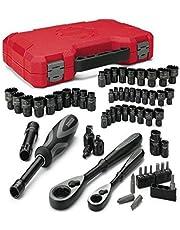CRAFTSMAN Max Axess 935430 Juego de herramientas universales para mecánico, de 58 piezas
