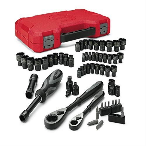 CRAFTSMAN 935430 58 Piece Universal Max Axess Mechanic's Tool Set (Craftsman Ratchet Set Max)