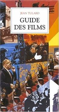 Guide des films Coffret 3 volumes par Jean Tulard