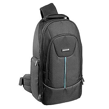Cullmann 93780 - Estuche para cámara fotográfica (Resistente al Agua) Color Negro