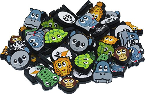 Gamma Sports Zoo Damps Vibration Dampeners(Refill Bag Of 60 - Assorted)