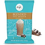 Mocha Blended Ice Coffee Mix by Angel Specialty Products [3 LB]