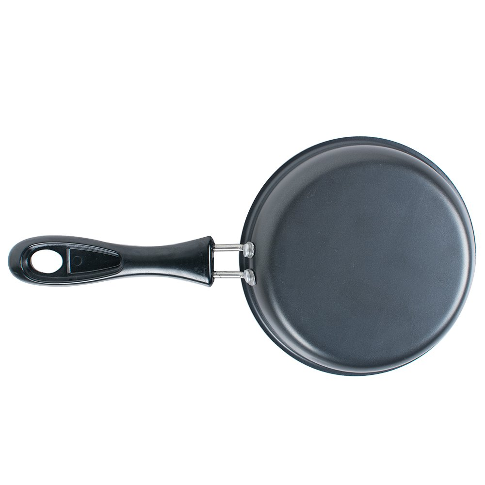 Genmine Nonstick Frying Pan Small Egg Pancake Round Mini Non Stick Fry Pan Dishwasher Safe Cookware 4.75-Inch by genmine (Image #8)