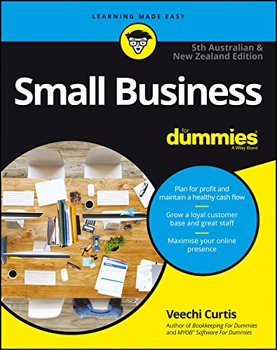 Read Online Small Business For Dummies - Australia & New Zealand ebook