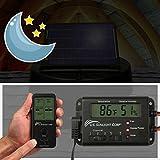 Solar Controller for Solar Attic Fans