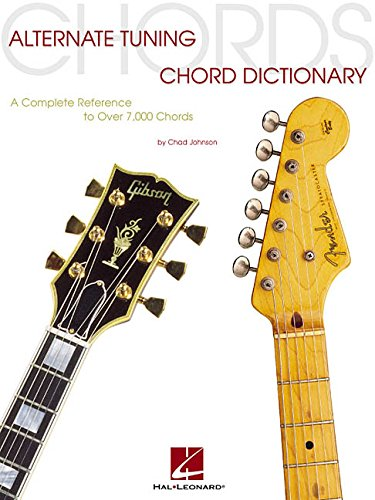 Amazon.com: Alternate Tuning Chord Dictionary: A Complete Reference ...