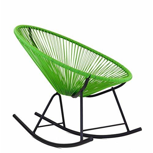 Design Tree Home Acapulco Indoor/Outdoor Rocking Chair, G...