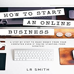 How to Start an Online Business Audiobook