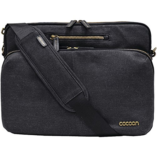 COCOON MMS2504BK Urban Adventure Messenger Sling (13.3'') by Cocoon