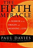 The Fifth Miracle, Paul Davies, 0684837994