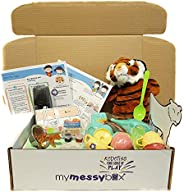 My Messy Box - Sensory Play Subscription: Discoverers (For 19-24 months)