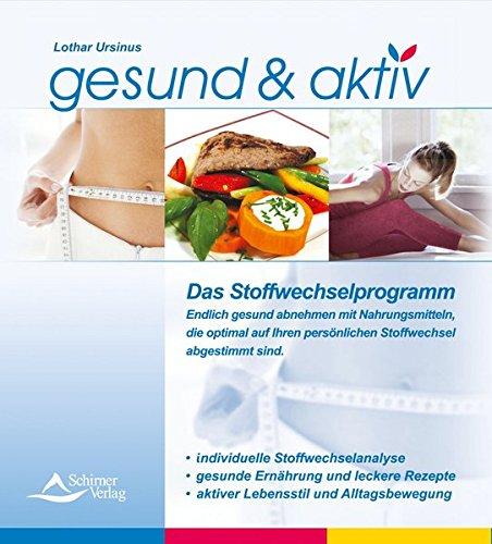 Gesund Und Aktiv Stoffwechselprogramm  Endlich Gesund Abnehmen