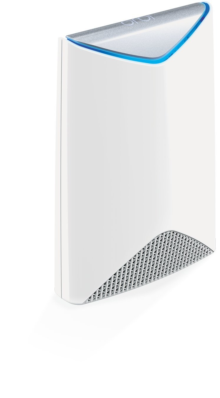 NETGEAR Orbi Pro – Tri-band WiFi Network Satellite Access Point for Business, Adds up to 2500 sqft, Business Traffic & Network Separation (SRS60)