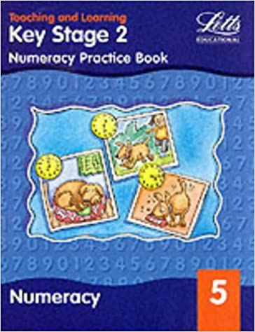 Book KS2 Numeracy Practice Book: Year 5 (Letts Primary Activity Books for Schools): Numeracy Textbook - Year 5