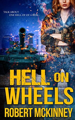 Hell on Wheels: An Action Packed Urban Fantasy Thriller (Brimstone Cycle Book 1)