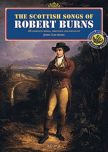 BURNS SCOTTISH SONGS (Personality Songbooks)