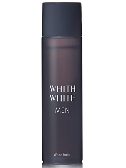 WHITH WHITE MEN 美白 化粧水