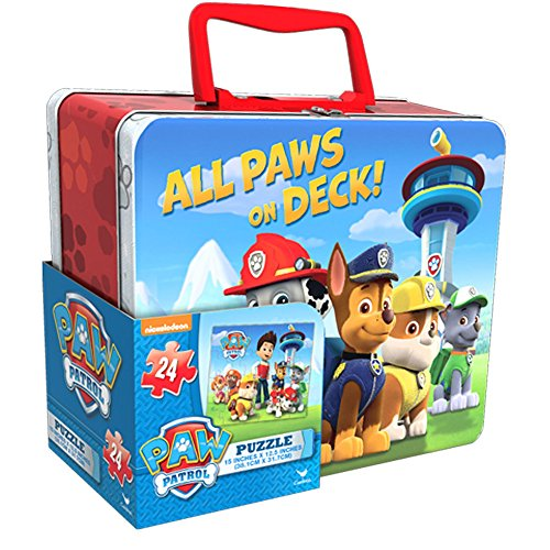 Paw Patrol Lunch Box with Bonus ()