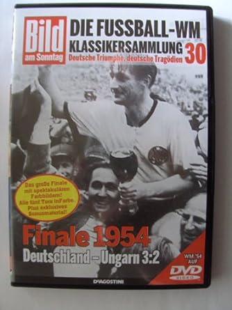 Die Fussball Wm Klassikersammlung 30 Finale 1954