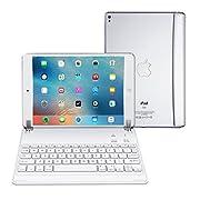 Amazon #DealOfTheDay: iPad Pro 9.7 / iPad Air 2 Keyboard Case, Raydem Ultra Slim Bluetooth Keyboard Folio Cover with Magnetic Leather Case, 130 Degree Multi-Angle with Auto Wake / Sleep for Apple iPad Pro 9.7 / iPad Air 2