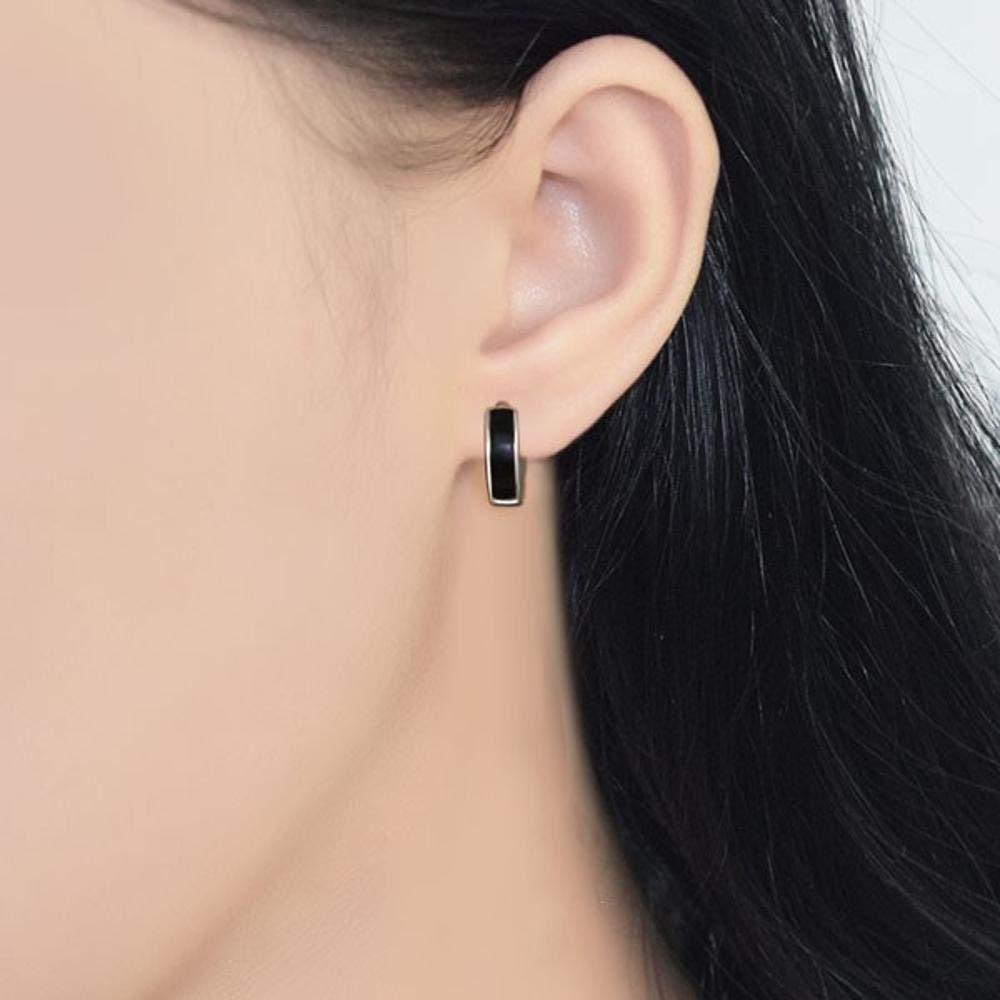 MAFYU Earrings Fashion Trend Earrings Men Women General 0.9/×0.9Cm