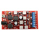 AMZVASO - New Arrival DIY Power Supply Module USB Boost Single Turn Dual Linear Regulated Power Kit Regulator Multiple Output Power Kit