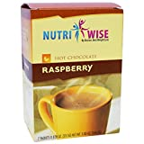 NutriWise – Raspberry Hot Chocolate Protein Drink (7 packets/box) Review