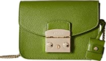 Furla Women's Metropolis Mini Crossbody Oliva Cross Body