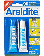 Araldite 90 Min Standard, 17ml (Pack of 2)