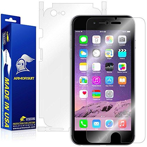 iPhone 7 Plus Screen Protector + Full Body, ArmorSuit MilitaryShield w/ Lifetime...