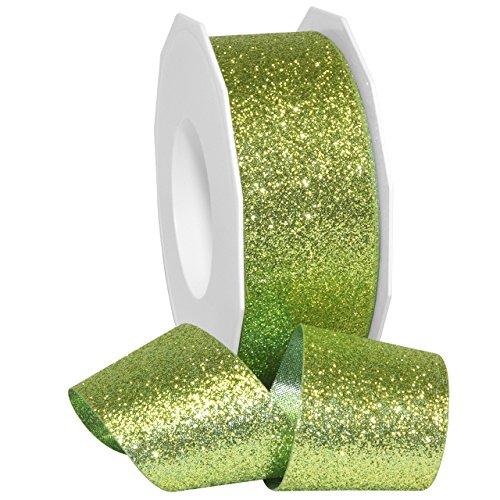 (Morex Ribbon 98509/25-027 Metallic Princess Glitter, 1-1/2