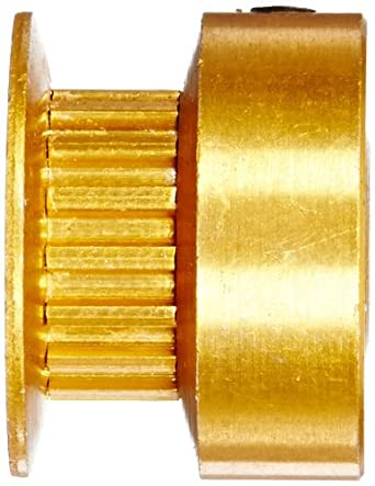 3//16 to 3//16 Bore Range 2//25 Pitch Gates PB15MXL012 PowerGrip Aluminum Timing Pulley For 1//8 Width Belt 2//25 Pitch 0.382 Pitch Diameter 3//16 to 3//16 Bore Range For 1//8 Width Belt 78260277 0.382 Pitch Diameter 15 Groove