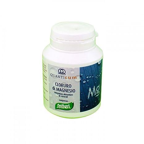 CLORURO MAGNESICO 230 COMP SANTIVERI: Amazon.es: Salud y cuidado personal