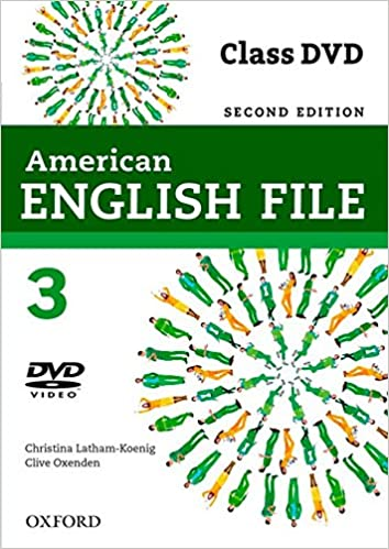 american english file 3 second edition pdf