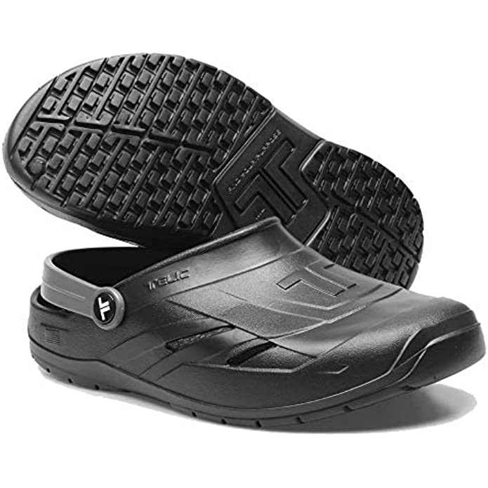 Telic Unisex Dream Clog - Slip-Resistant Comfort Sandal for Men & Women
