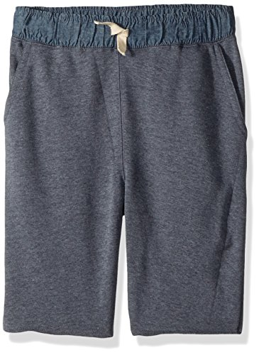 - Lucky Brand Big' Boys' Pull on Shorts, French Terry Peacoat, Large (14/16)