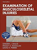 img - for Examination of Musculoskeletal Injuries 3rd Edition (Athletic Training Education Series) by Sandra Shultz (2010-01-01) book / textbook / text book