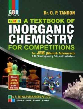 jee books iit inorganic chemistry for