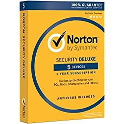 Norton Security Deluxe 5 Device PC/Mac