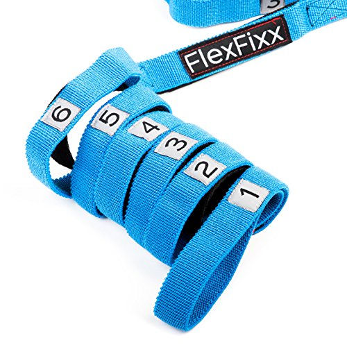 Flexfixx Flexstrap Stretch Strap For Yoga Dance Physical