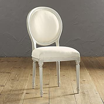 Oval Back Louis XVI Side Chair   Ballard Designs