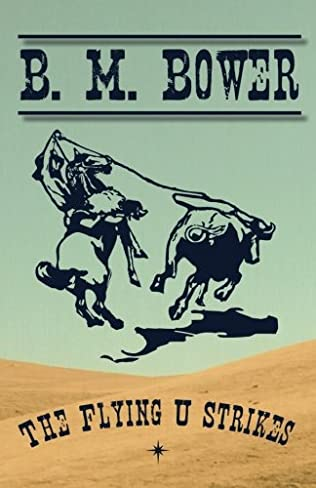 book cover of The Flying U Strikes