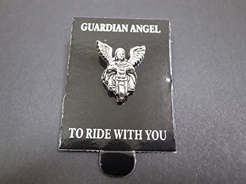 GUARDIAN ANGEL Biker Motorcycle Patch by DIXIEFARMER