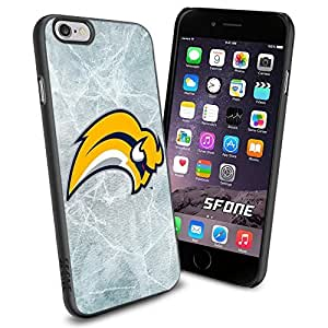 Buffalo Sabres Ice #1983 Hockey iPhone 6 (4.7) Case Protection Scratch Proof Soft Case Cover Protector