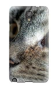 AnnDavidson QdEBEoR138AvTOp Case Cover Skin For Galaxy Note 3 (cat)