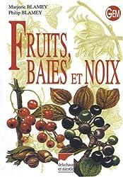FRUITS, BAIES ET NOIX