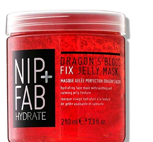 Exclusive New Nip+Fab Dragons Blood Fix Jelly Mask - Jelly Blood