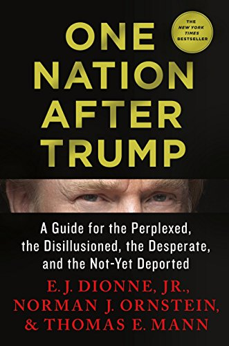 One Nation After Trump: A Guide for the Perplexed, the Disillusioned, the Desperate, and the Not-Yet Deported cover