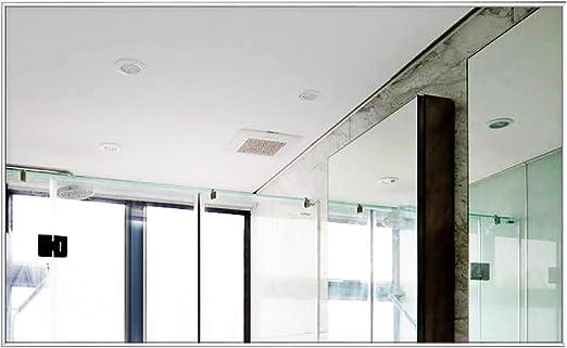 Espejo De Baño Rectangular A Prueba De Explosiones Con Marco De Aluminio Espejo De Lavado De Lavabo Montado En La Pared Que Cuelga Horizontal Y Vertical Para Entradas, Baños, Salas: Amazon.es: Hogar